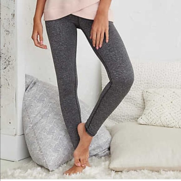 Aerie chill play move high waisted leggings XSP